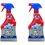 Resolve Pet Stain Remover Carpet Cleaner, 22 oz (Pack of 2)