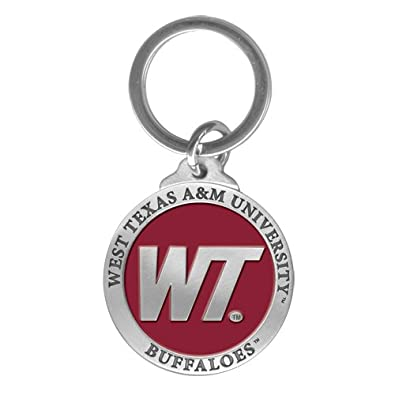 Amazon.com: 1 llavero de peltre West Texas A&M University ...