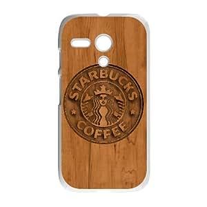 Motorola G Cell Phone Case White Starbucks 4 Phone cover L7771659