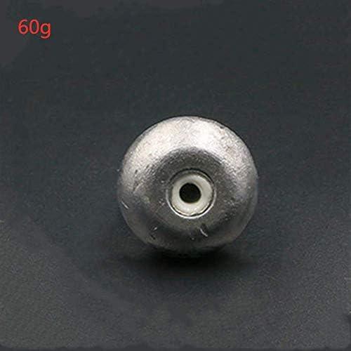 鯛玉オモリ セラミック 平型の錘です 交換用 オモリ 鉛 ヘッド