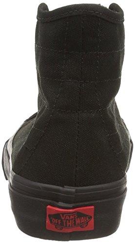 Vans U Sk8-hi Decon, Unisex Adults' Hi-Top Sneakers Black ((Canvas) Black/B