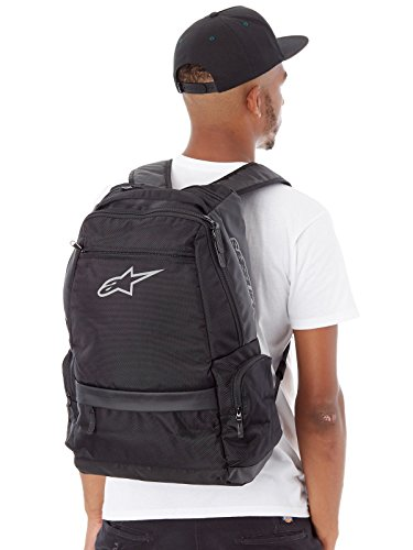Alpinestars Black Standby - 21 Litre Backpack (Default , (Alpinestars Backpack)