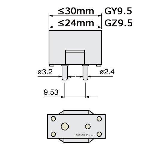 Frk Lamp (OSRAM 597570 650 watt Bulb for Film Gear 650 watt Fresnel)