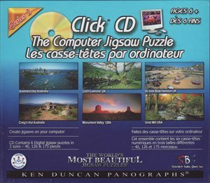 Click CD The Computer Jigsaw Puzzle - Series 2, Made by SBG