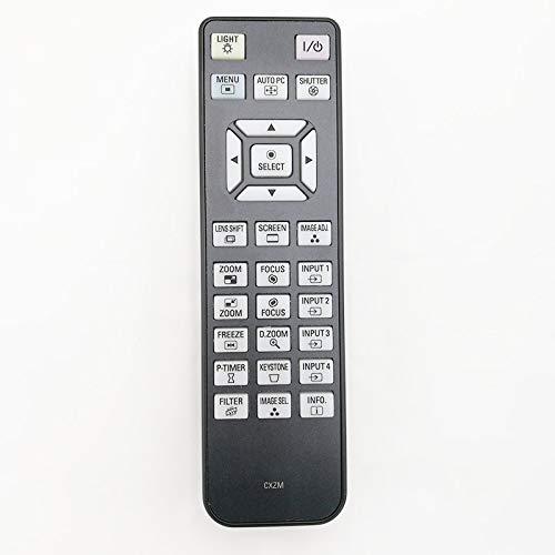 Calvas Original Remote Control CXZM for sanyo PDG-DHT100L PDG-DET100L PLC-XF1000 PDG-DHT8000L eiki EIP-HDT30 HDT20 projectors by Calvas
