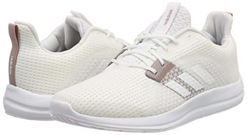Adidas White footwear V Chaussures footwear De white Element Tint 0 White Blanc Running Femme 1vrnw1AqS