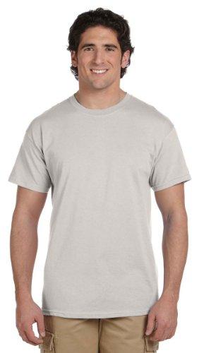 (Gildan mens Ultra Cotton 6 oz. T-Shirt(G200)-ICE)