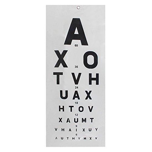 Labdot Optometric Eye Chart Amazon Industrial Scientific