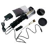 Portable Handy Electrostatic Flocking Machine Comfortable Grip Flock Applicator Strong Power Advanced Flocking Kit