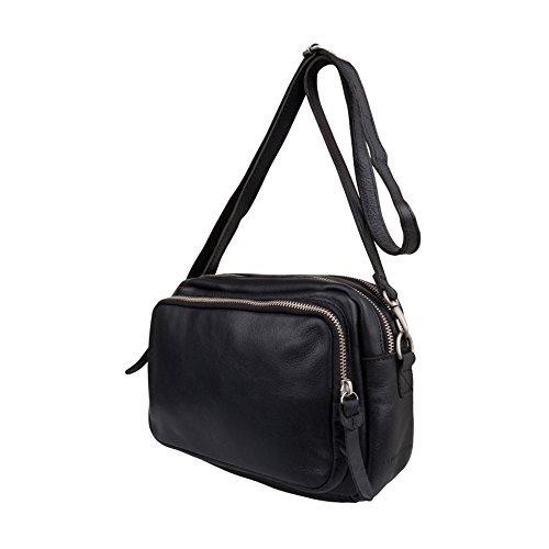 Cowboysbag Stick Together Bag Worthing Schultertasche co1515-100-black