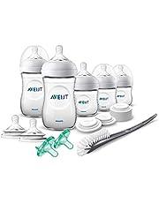 Philips Avent Natural Infant Starter Set, Clear, SCD206/03