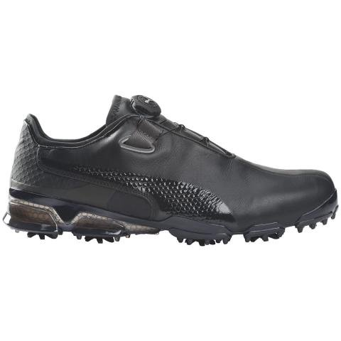 Tt Pumas Ignite Disque Premium Noir Black-dark Sha
