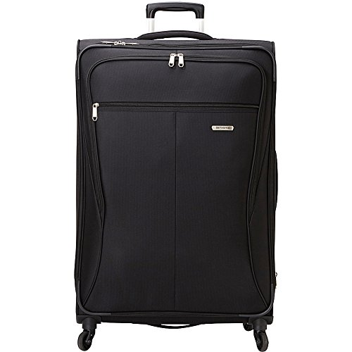 "Samsonite Lamont 29"" Expandable Checked Spinner Luggage - eBags Exclusive"
