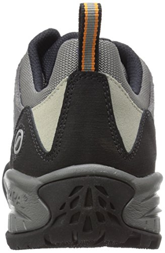 Scarpa Men's Zen Hiking Shoe, Smoke/Fog, 45 EU/11.5 M US by SCARPA (Image #2)