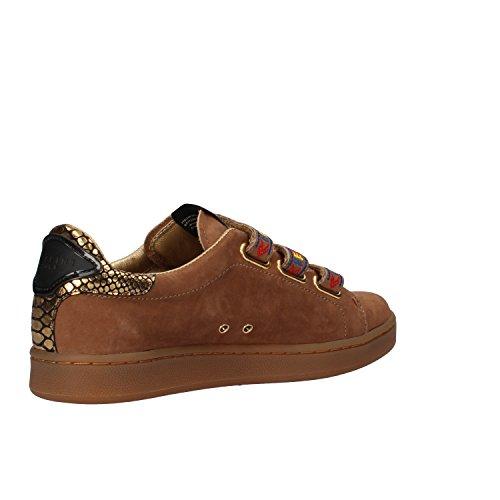 Scamosciata Marrone Serafini Sneaker Donna Pelle qWv4Hza