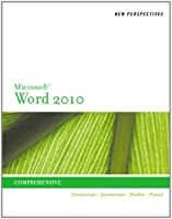 New Perspectives on Microsoft Word 2010: Comprehensive Front Cover