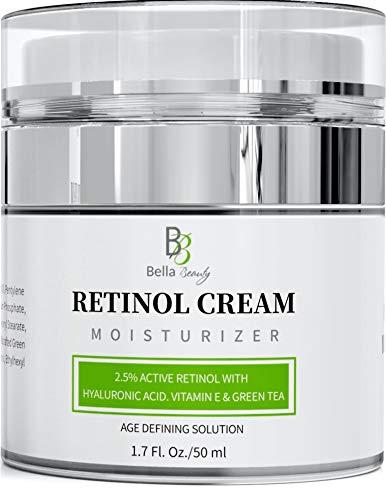 Retinol Moisturizer Anti Aging