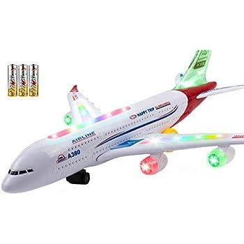 Amazon com: Green Toys Airplane - BPA, Phthalates Free, Blue