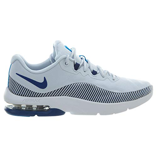Wmns 2 football gym Grey Blue Chaussures Max blue Running Air Advantage Multicolore Compétition Nike De Femme Hero 014 FgRIdqg