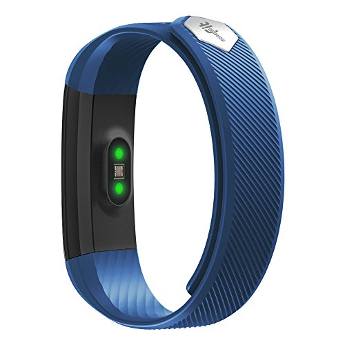 moreFit Fitness Tracker, Slim HR Heart Rate Touch Screen Activity Tracker Wireless Smart Bracelet Pedometer