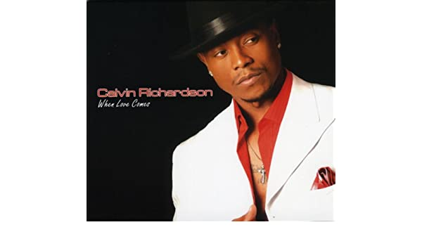Make friends with love by calvin richardson on amazon music.