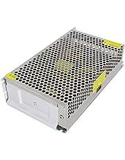 محول طاقة QPower 110/220 فولت إلى DC24V 10A 240W محول طاقة لكاميرات CCTV / نظام أمان / مصباح LED (24V 10A)