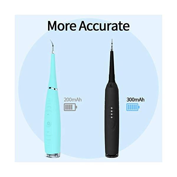Anti Tartre Dentaire, iFanze Plaque Dentaire, Electrique Kits Dentaires, Tartre Dent, Nettoyage des dents- La 2e…