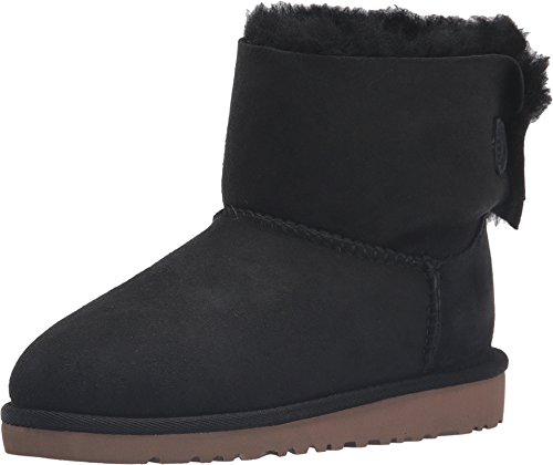 UGG Girls Kandice Boot Black Size 4 M US Big Kid by UGG