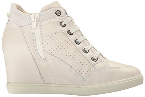 Sneakers Mujer Off D7267C 00085 Geox White EqwTRT