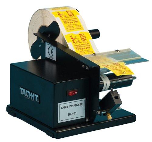 Polar Tech 1342 Automatic Pressure Sensitive Label Dispenser, 12'' Length x 10-1/2'' Width x 10'' Height by Polar Tech