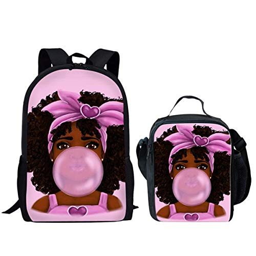 Kids Backpack Set for Boys Girls 17 Inches School...