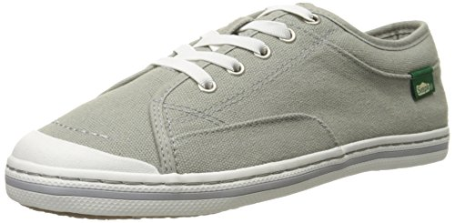 Simple Women's Satire Fashion Sneaker, Charcoal, 7 M US