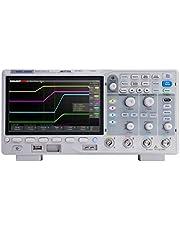 """SIGLENT SDS1104X-U Digital Oscilloscope Four-Channel SPO 100 MHz 1 GSa/s 14 Mpts 7-"""" TFT-LCD"""