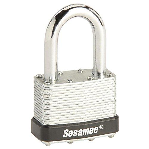 Sesamee 43353  Keyed KA3-2002  400 Series Laminated Padlocks