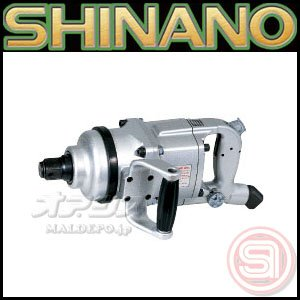 大型エアーインパクトレンチ 25.4sq 能力38mm/1470Nm SI-3810S  B00CLK6Q9Q