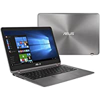 ASUS ZenBook Flip UX360UA-DS51T (i5-7200U, 8GB RAM, 256GB SATA SSD, 13.3 FHD, Windows 10) Touchscreen Laptop