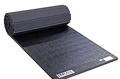 IncStores FlexFit Elite Fitness Mat - Extra large cheer mats ideal for exercise, practice, competition, padded flooring and more