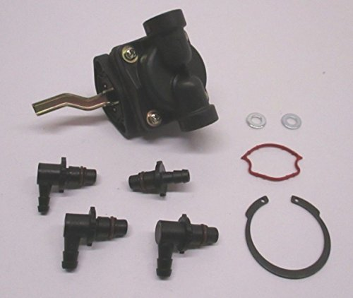Kohler 41-559-05-S Lawn & Garden Equipment Engine Fuel Pump Rebuild Kit Genuine Original Equipment Manufacturer (OEM) Part ()