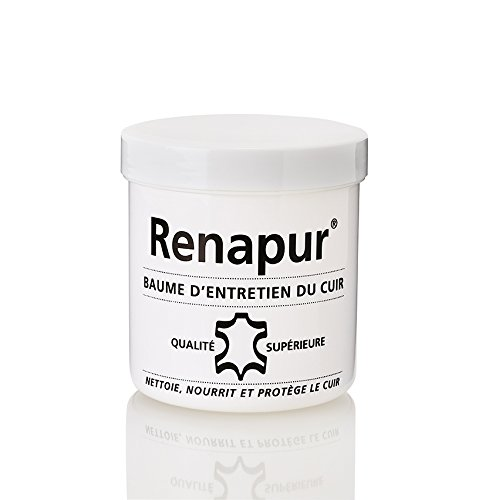 Renapur - Bálsamo de mantenimiento para cuero, 220 ml ...