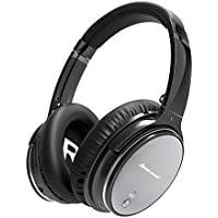 Hiearcool L-1 Bluetooth Headphones, Wireless Active Noise...