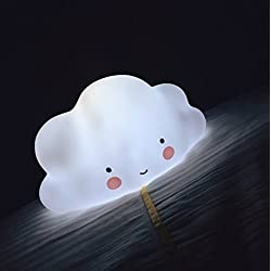 HAIXIANGLED Night Lights With Battery Operated Cloud Decorative Light Lamp In Night Lamp For Children