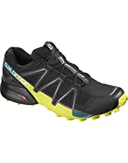 Salomon Speedcross 4, Men - Trail running shoes, Chaussures de course, Homme