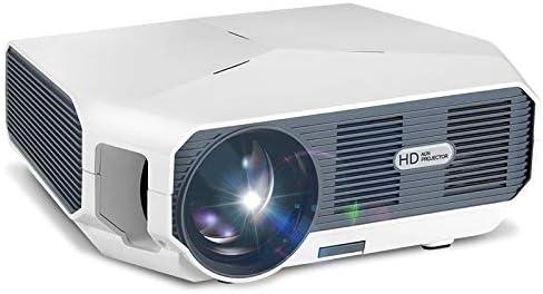 Opinión sobre YANTAIAN Proyectores LED ET10 4 Pulgadas 2800 lúmenes 1280x720P Proyector LED HD portátil con Control Remoto, Soporte USBx2 / VGA/HDMI/Audio de 3.5 mm