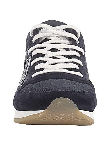 Sneakers Blu Trlu1117 Uomo Philippe Model Pelle Cwq5qHnO