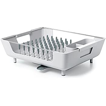 OXO Good Grips Large Peg Dish Rack with Adjustable Drain Tray  sc 1 st  Amazon.com : penny plate rack - pezcame.com