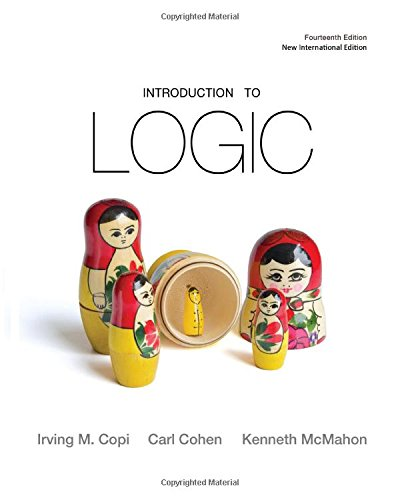 205820379 - Introduction to Logic