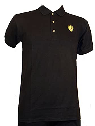 Guardians of the galaxy ravagers symbol polo shirt medium for Amazon logo polo shirts