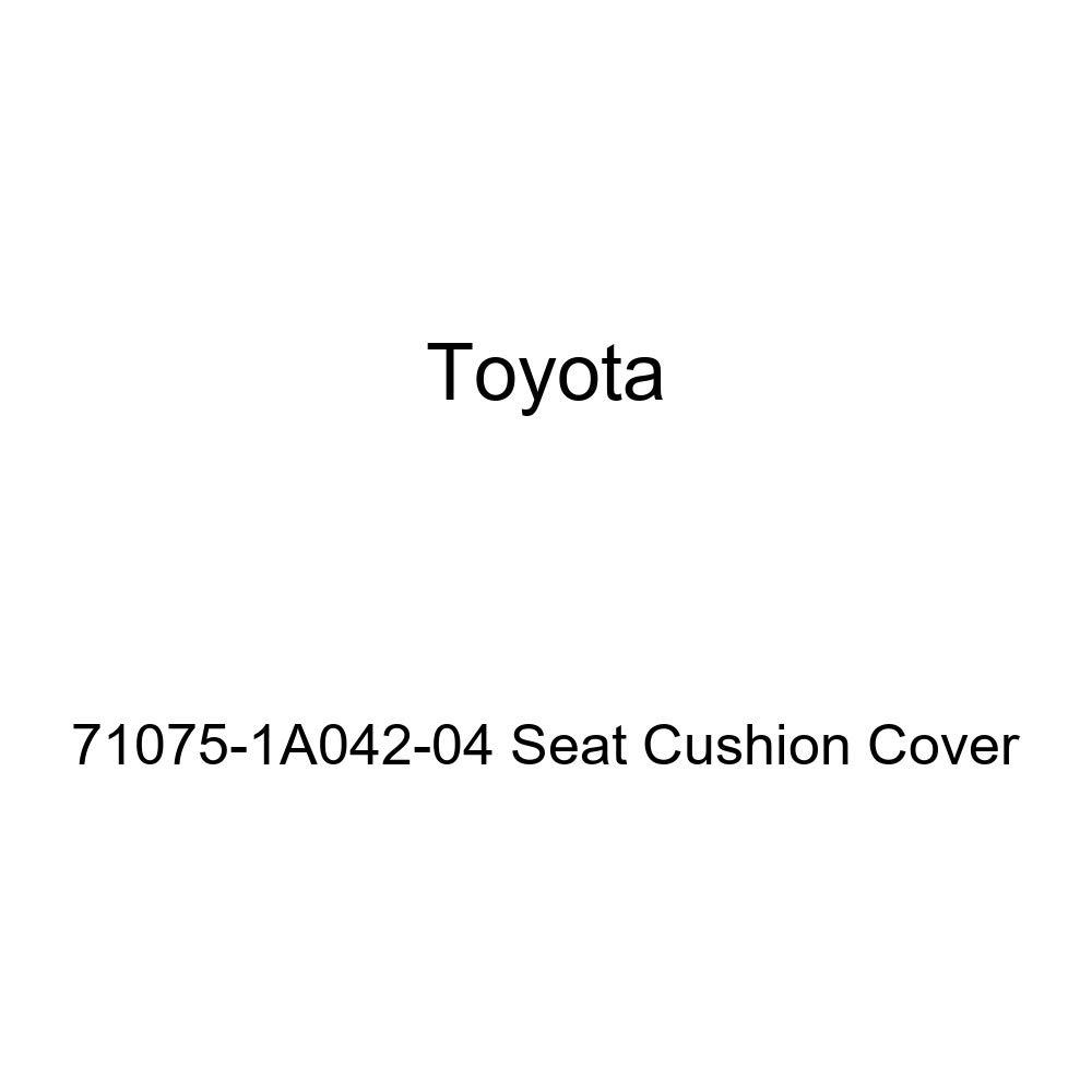 TOYOTA Genuine 71075-1A042-04 Seat Cushion Cover