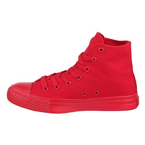 Scarpe Unisex Tessile Scarpe Top nbsp; High Per Sport Elara 36 Sneaker Sneakers Donna Uomo qtvf4d