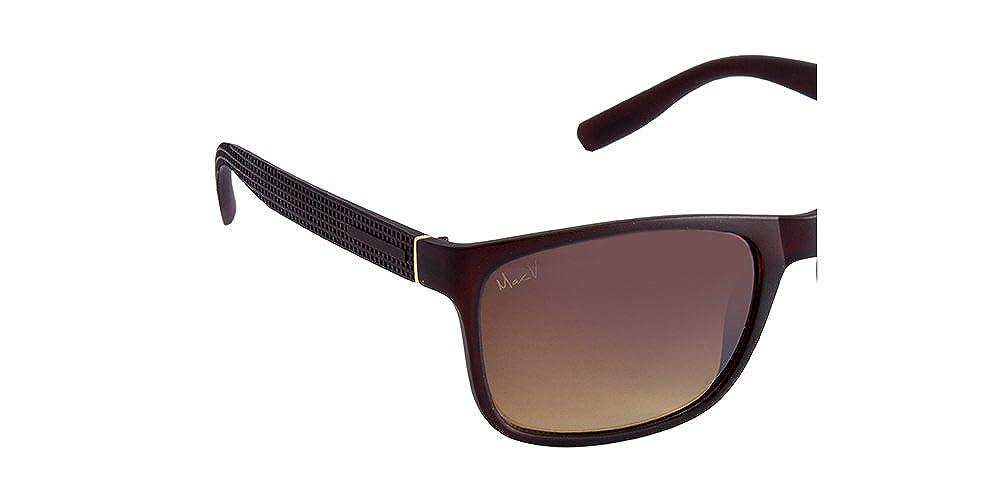 6b9fa097e1 Mac V Wayfarer Polycarbonate UV Protected Gradient Unisex Sunglasses  (MCV3054